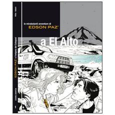 Edson Paz e l'enigma del Cotopaxi