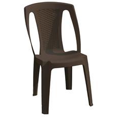 Sedie Intrecciate In Plastica.Sedie E Poltrone Da Esterno Prezzi E Offerte Eprice