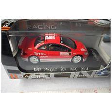 1573 Peugeot 206cc Racing 2001 1/43 Modellino