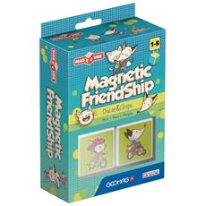 107 - Magicube - Magnetic Friendship Oscar & Chips - Parco