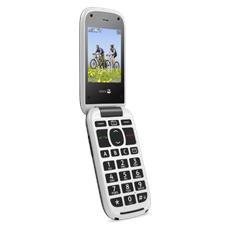 "PhoneEasy 613 Grigio Display 2.4"" +Slot MicroSD Buetooth Radio Fotocamera 2Mpx"