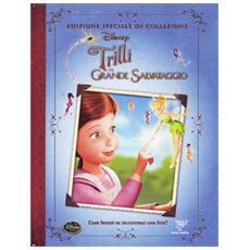 DVD TRILLI E IL GRANDE SALVATAG. (+libro)