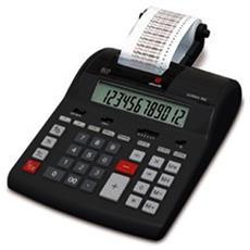 Calcolatrice Scrivente Summa 302 Nera 160 x 220 x 50 mm B8970