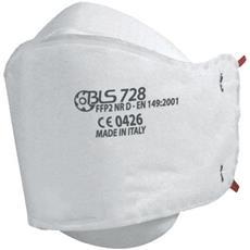 Facciale Filtrante Ffp2 12 X Tlv Nr D
