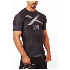 X-shirt T-shirt Boxe Uomo Taglia Xxl
