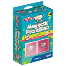 105 - Magicube - Magnetic Friendship Oscar & Chips - Casa