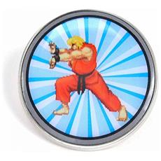 Street Fighter - Ken (pin Badge)