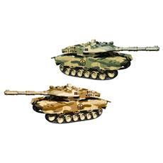 i. onik Tank, Alcalino