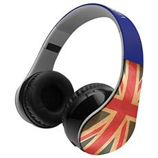 BTHP400UK Padiglione auricolare Stereofonico Con cavo e senza cavo Multicolore auricolare per telefono cellulare