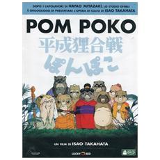 Dvd Pom Poko