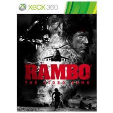 X360 - Rambo: The Videogame
