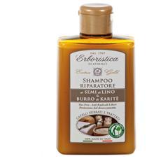 Shampoo Semi di Lino e Burro di Karitè