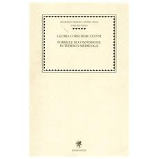 Formule di confessione in tedesco medievale