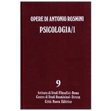 Opere. Vol. 9: Psicologia (1) .