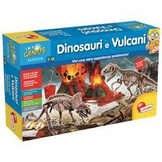 56446 - Piccolo Genio Vulcani E Dinosauri