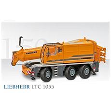 20100 Liebherr 1055 Compact Crane Ltc 1/50 Modellino