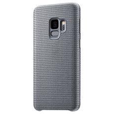 Cover in Tessuto Hyperknit per Galaxy S9 colore Grigio