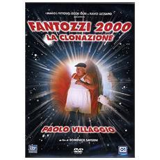 Dvd Fantozzi 2000 - La Clonazione