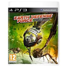 PS3 - Earth Defence Force Insect Armageddon
