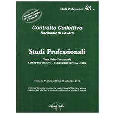 CCNL studi professionali