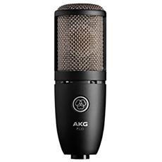 P220 Microfono a Condensatore a Diaframma largo per Voce e Strumenti
