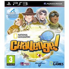 PS3 - National Geographic Challenge