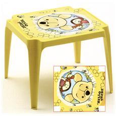 Tavolo in Polipropilene Winnie The Pooh - Linea Baby Disney
