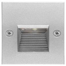 Luxor Wall 90 1x4w Led Bia. Ip65 All
