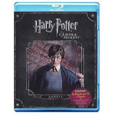 Harry Potter e la Camera dei Segreti +E-Book (Blu-Ray)