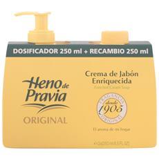 Crema Jabón Dosificador+r Ecambio 250 Ml