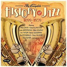 Complete History Of Jazz 1899-1959 (4 Cd)