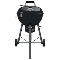 Barbecue A Carbonella Outdoorchef Mod. Chelsea 480 C Colore Nero
