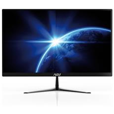 "AIO 24"" I5 8G 240SSD FD N / T BK I5-7400 / WIFI / 5U3 / VGA / HDMI / SPK / NOODD"