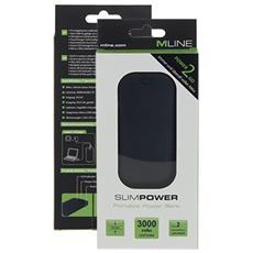 HUNISLIMPOWER, USB, Nero, Fotocamera, Gaming controls, GPS, MP3, Smartphone