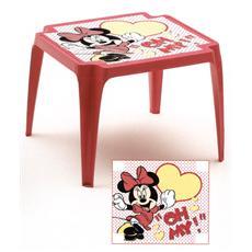 Tavolo in Polipropilene Minnie - Linea Baby Disney