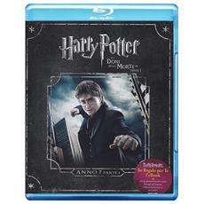 Harry Potter e i Doni della Morte - Parte 1 +E-Book (Blu-Ray)