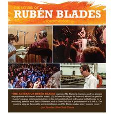 Ruben Blades - The Return Of