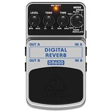 Pedale Digital Reverb - Effetto Digitale Di Riverbero Dr600
