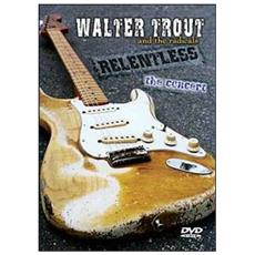 Trout Walter - Relentless
