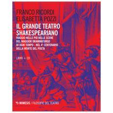 Il grande teatro shakesperiano. Con CD-Audio