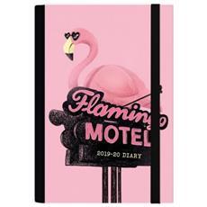 Agenda Medium 2020 Giornaliera 16 Mesi Legami Flamingo Motel
