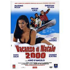 Dvd Vacanze Di Natale 2000