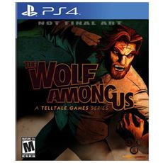 PS4 - Wolf Among Us