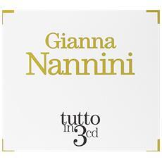 Nannini Gianna Tutto In 3cd