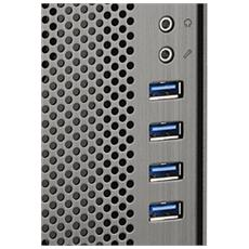 PW-IN4IAH850ATO I / O-Panel für PC-T80 - 4x USB 3.0