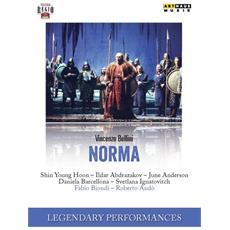 Dvd Bellini Vincenzo-norma