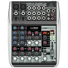 Xenyx Qx1002Usb Mixer per Dj Studio e Karaoke