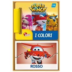 Super Wings - Librogioco I Colori