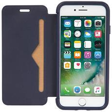 Flip Cover Custodia per iPhone 8 / 7 Colore Azzurro
