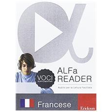ALFa Reader. Voce francese. CD-ROM